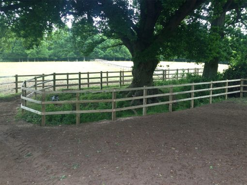 Agricultural & Equestrian Fencing